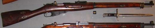 Mosin-Nagant M28 Variant