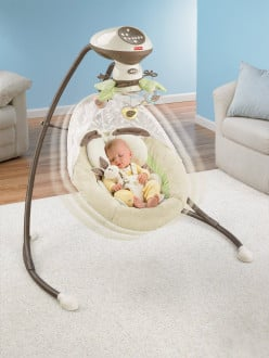 Best Infant and Baby Swings 2015