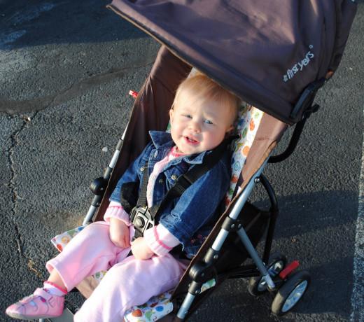 First Years Jet Stroller