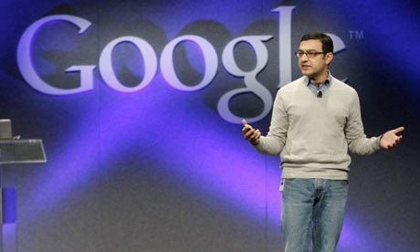 Vic Gundotra of Google