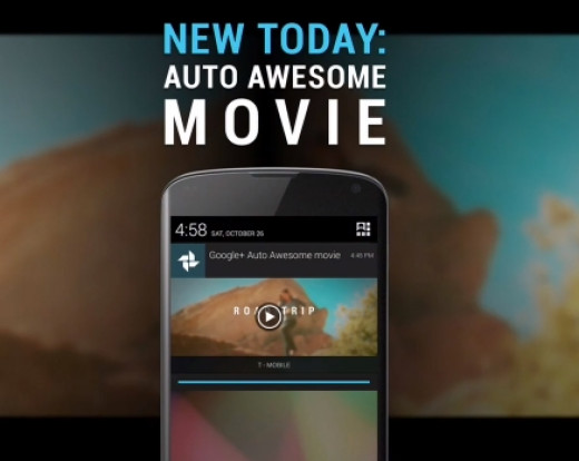 Auto-Awesome Movies - It's a thing!