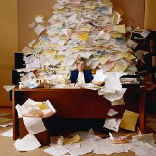 This is how paper is used now