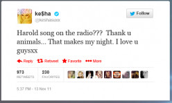 Pop Singer Ke$ha Admits All Her Singles Sound the Same