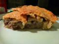 Sausage and apple pie a fall favorite