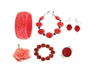 Cinnabar Jewelry