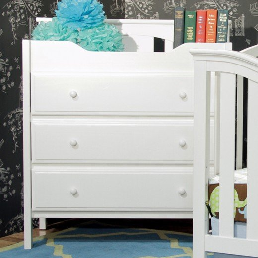 DaVinci Roxanne 3-Drawer Changing Table