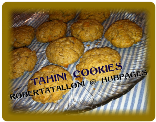 Use tahini in baking for rich flavor with health benefits.