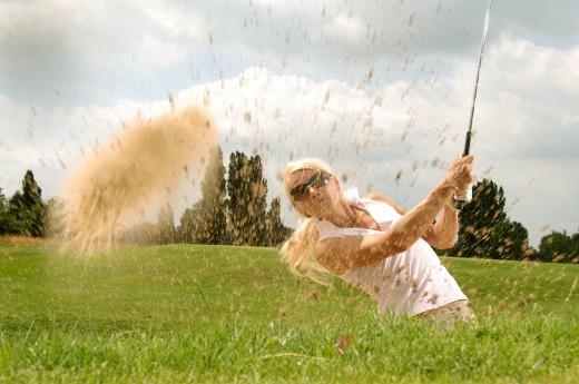 Bras for Golfing