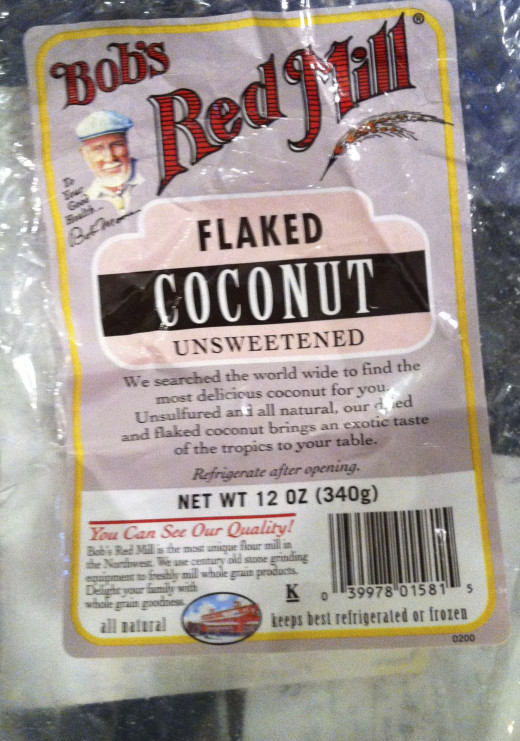 Coconut flavor is a super addition.
