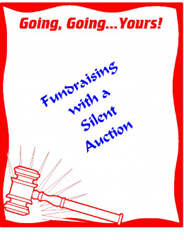 A silent auction is a great way to raise funds for your non-profit group