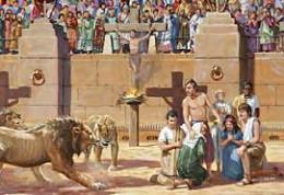 FIRST CENTURY CHRISTIANS