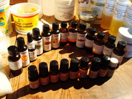 There are a ton of essential oils. Make sure you are using them correctly.