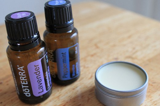 Two of my favorite essential oils!