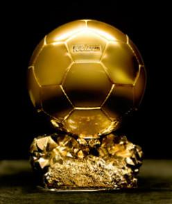 FIFA Ballon d'Or 2013 list