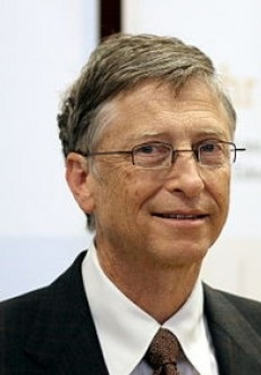 Image of Bill Gates in 2011