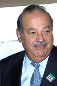 Image of Carlos Slim Helu in 2011