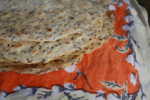Easy Gluten-Free Homemade Tortillas