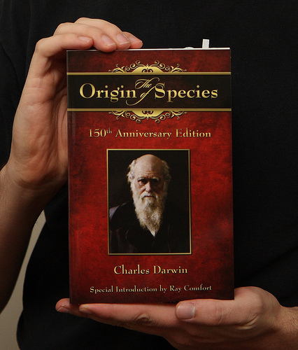 Origin of Species from SURE UCSB flickr.com