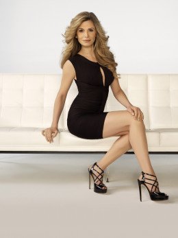 Kyra  Sedgwick is Sexy in Black