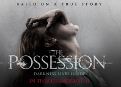 Jeffrey Dean Morgan & Kyra Sedgwick in 'The Possession'