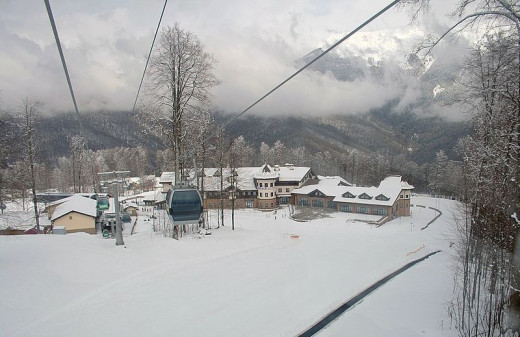 Rosa Khutor, Ski Area for Winter Olympics 2014