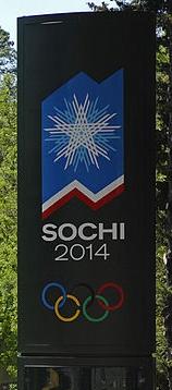 Sochi 2014 Olympic emblem