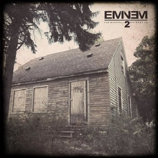 MMLP2 (This is the house Rap god spent most of his childhood in)