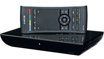Sony NSZ-GS8 Internet Player with Google TV.