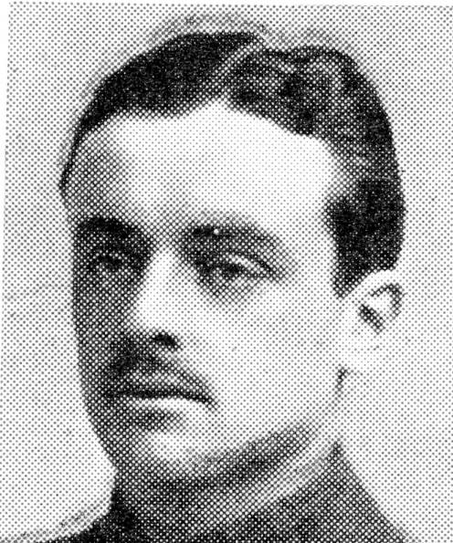 Second-Lieutenant M. E. Callard