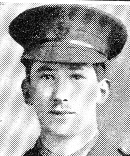 Captain W.J. Henderson