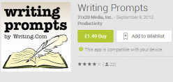 The Best Android Apps for Writers