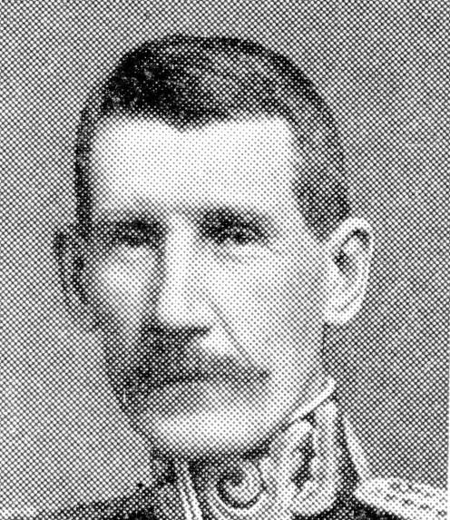 Brigadier-General H. G. Fitton, C.B., D.S.O., A.D.C.