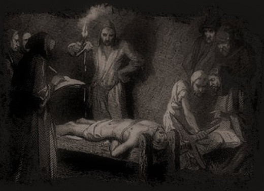 Witch hunting, torture and deaths