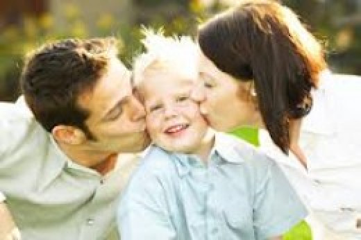 There are parents who love their children unconditionally.They believe that the latter are worthy in of themselves.To them, the latter's successes/failures aren't measurements of their worth as human beings.