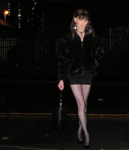 Winter streetgirl from Gemma Manchester flickr.com