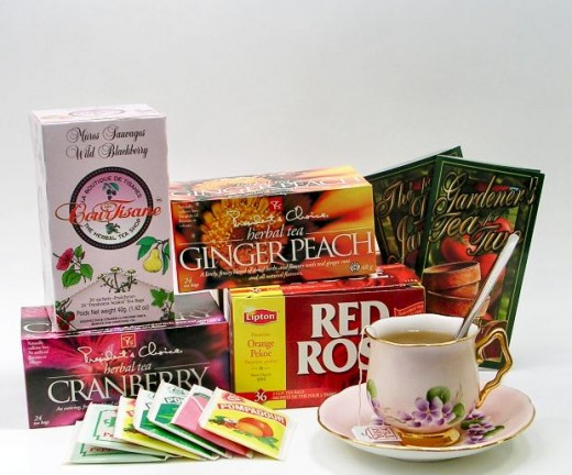 Herbal remedies are also marketed as supplements