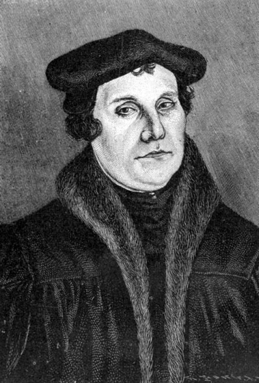 martin luther and john calvin against the roman catholic church Elizabeth crawley reports on a discussion between two leading  luther who  published a document detailing abuses of the roman catholic church  as  martin luther, the less pronounceable ulrich zwingli, and john calvin  95  theses martin luther so famously nailed to a wittenburg church door were.