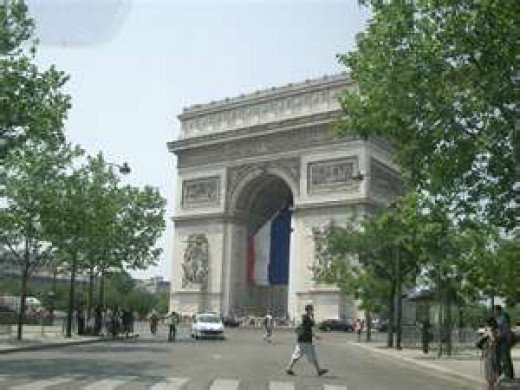 Arch de Triomphe