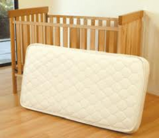 The Sealy Soybean Foam-Core Crib Mattress is a great option for someone who is looking for a lightweight and water resistant mattress.