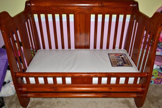 Sealy Baby Firm Rest Crib Mattress