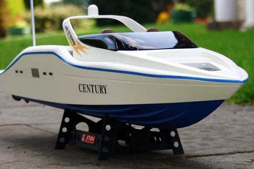 "30"" RC SYMA Century Boat Radio Remote Control R/C Racing Yacht"