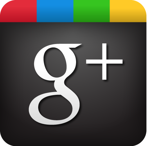 Google Plus (G+) Icon