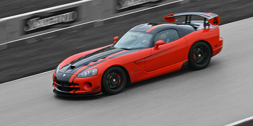 Viper ACR (edited in Photoshop Elements)