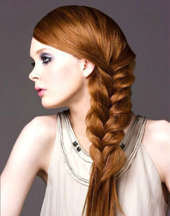 The Three Best French Braid Hair Styles