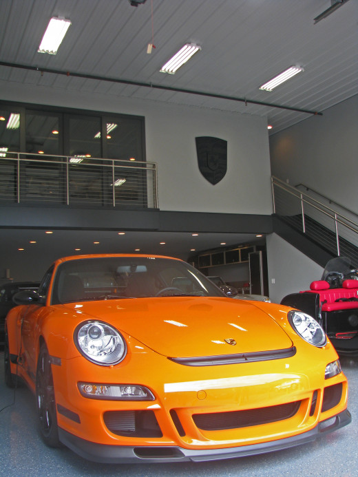 997.1 GT3 RS