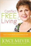 Book Review of Conflict Free Living by Joyce Meyer