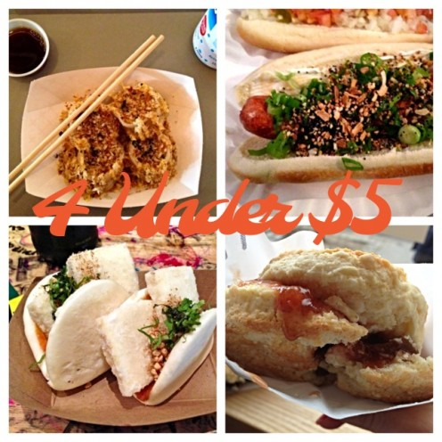 East Village Spots for Delish Meals Under $5!