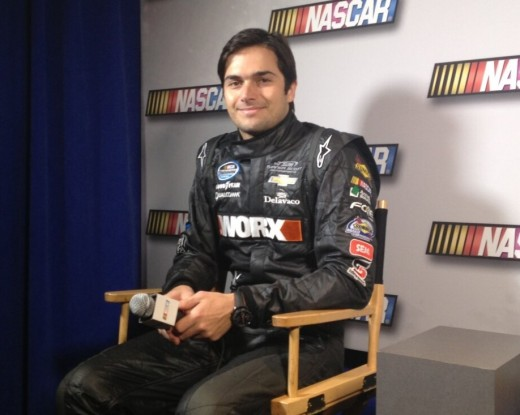 Piquet Jr, with his racing background, marketable looks and Hispanic heritage, may be the driver NAPA is targeting for the future