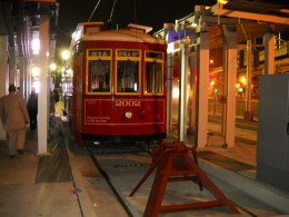 Trolley car, New Orleans