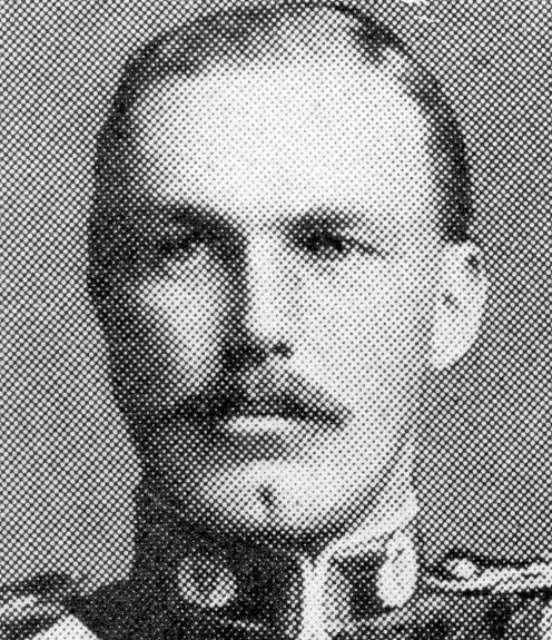 Captain J. Macpherson,